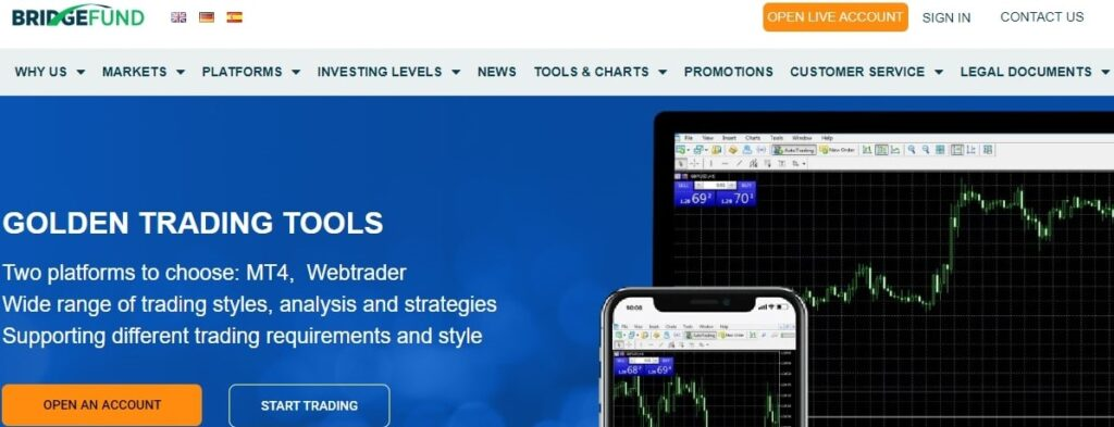 bridge-fund-отзывы-о-брокере